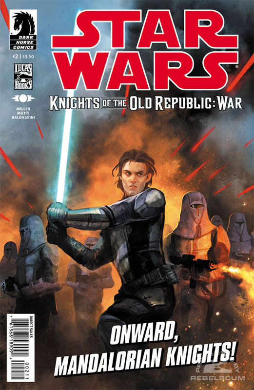 Knights of the Old Republic – War #2