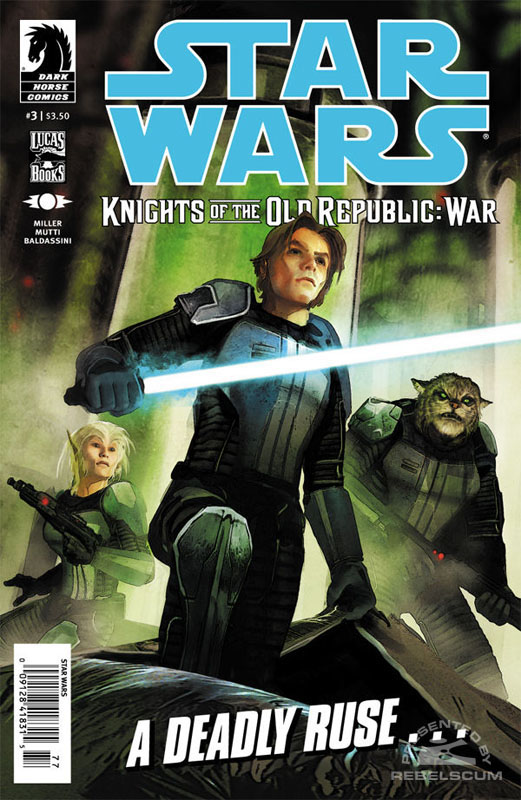 Knights of the Old Republic – War #3
