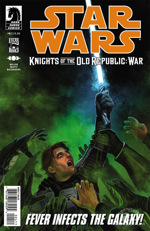 Knights of the Old Republic – War #4