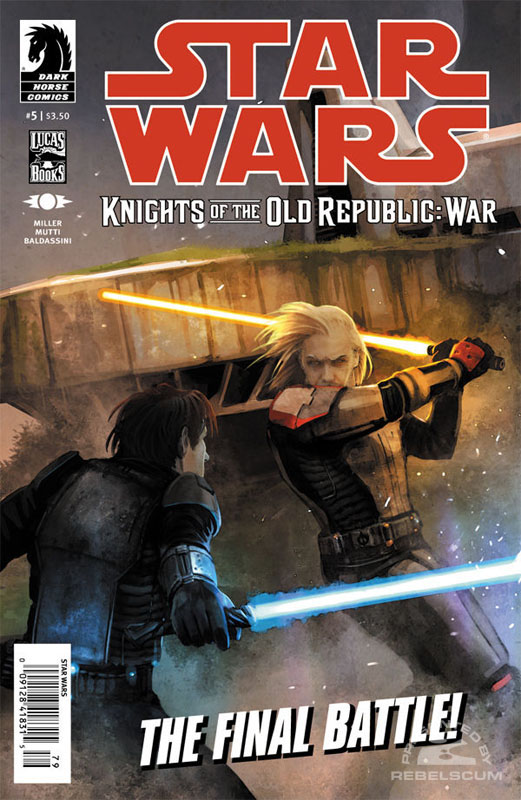 Knights of the Old Republic – War #5