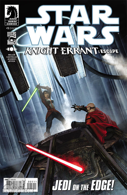 Knight Errant – Escape #5