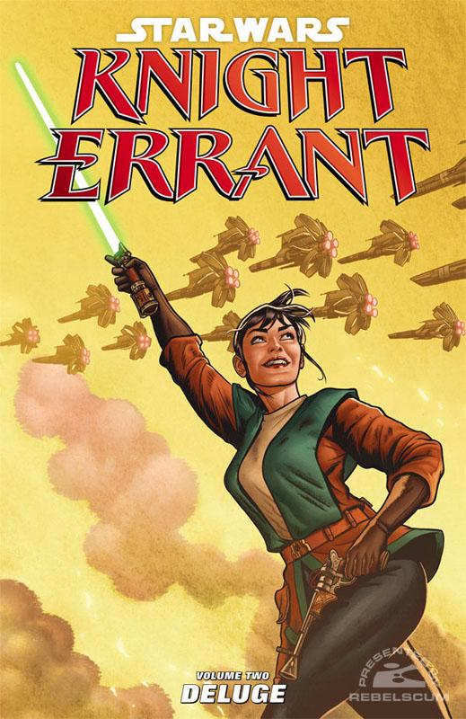 Knight Errant Trade Paperback #2