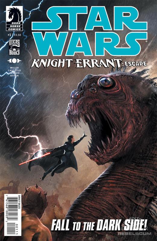 Knight Errant – Escape 1