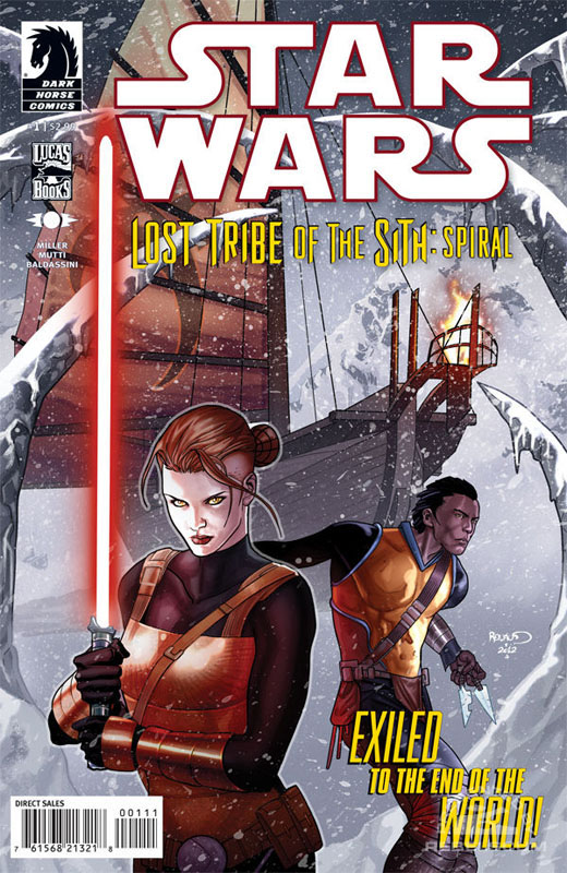 Lost Tribe of the Sith – Spiral #1