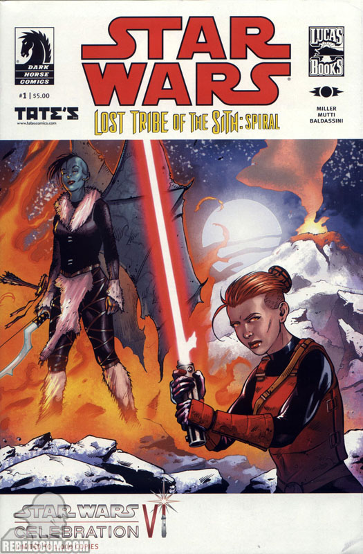 Lost Tribe of the Sith – Spiral (Tate