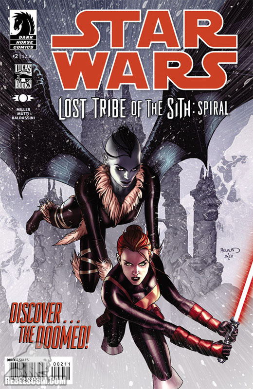 Lost Tribe of the Sith – Spiral #2
