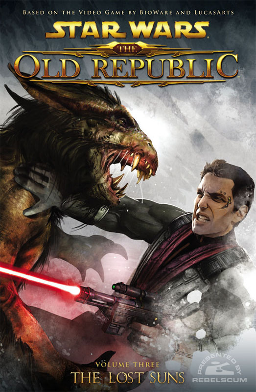 The Old Republic Volume 3 Trade Paperback 3