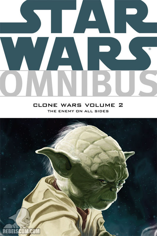Star Wars Omnibus: Clone Wars – The Enemy on All Sides #2