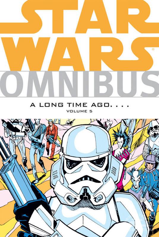 Star Wars Omnibus: A Long Time Ago... #5
