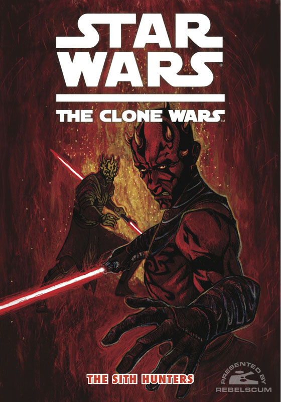 The Clone Wars – Sith Hunters 9