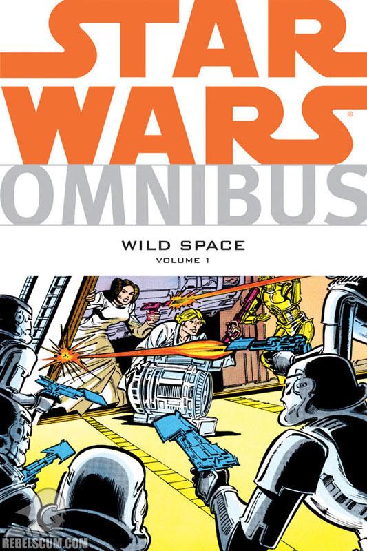 Star Wars Omnibus: Wild Space #1