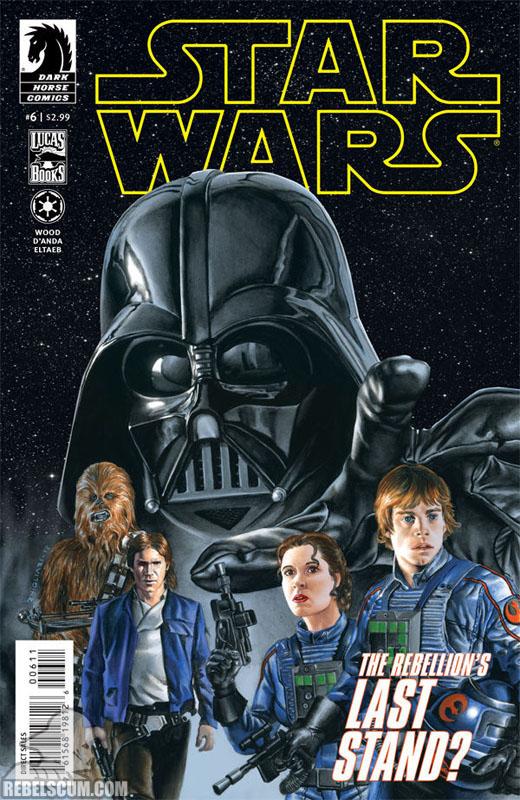 Star Wars (2013) 6