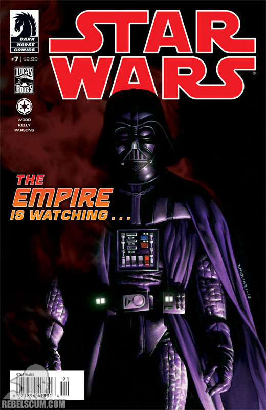 Star Wars (2013) 7