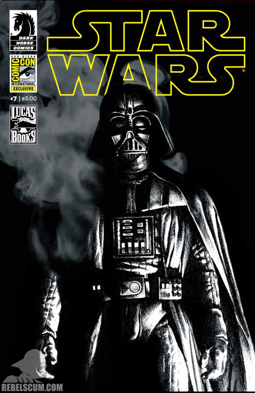 Star Wars 7 (SDCC 2013 Exclusive)