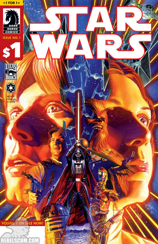 Star Wars (2013) (One for One) #1