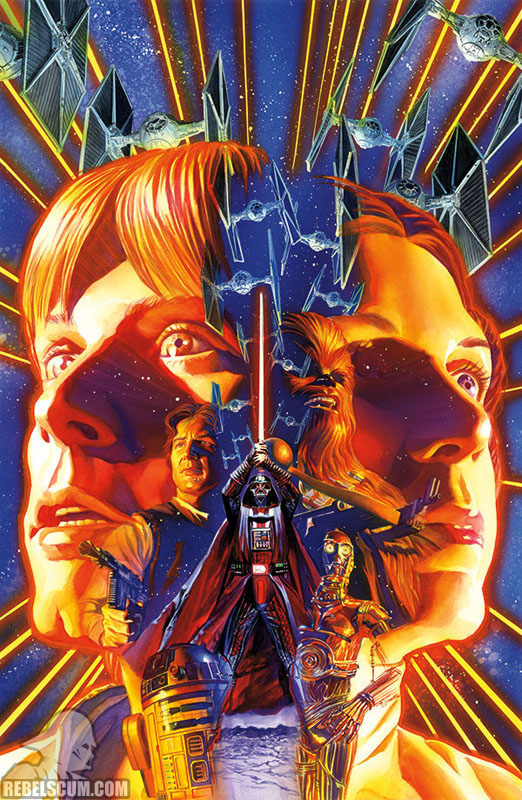 Star Wars 1 (2nd printing variant)