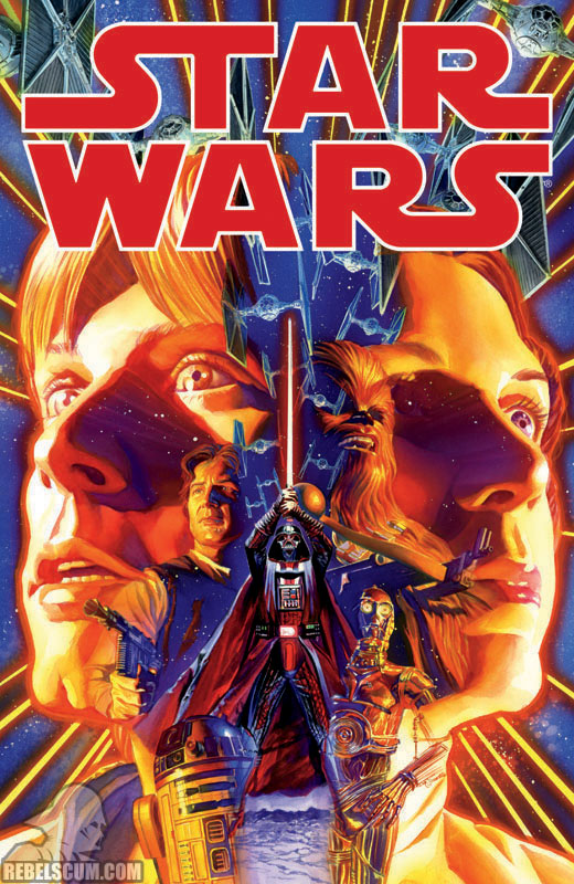 Star Wars 1 (4th printing variant)