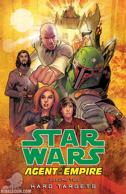 Agent of the Empire – Hard Targets Trade Paperback #1
