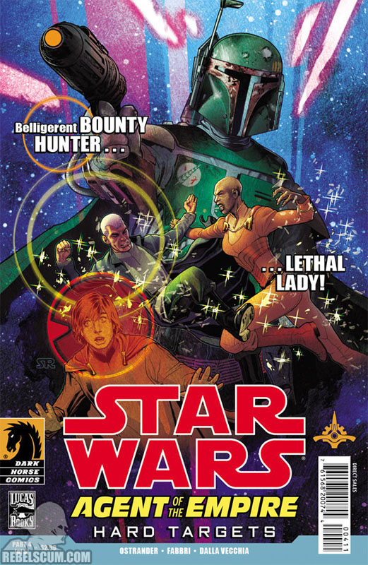 Agent of the Empire – Hard Targets #4