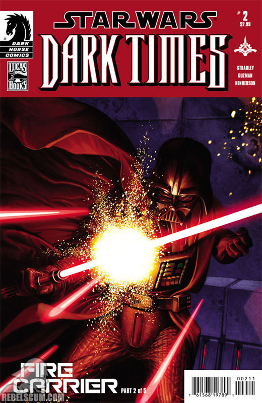 Dark Times – Fire Carrier #2