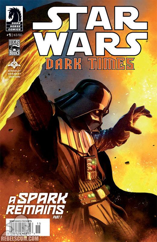 Dark Times – A Spark Remains #1
