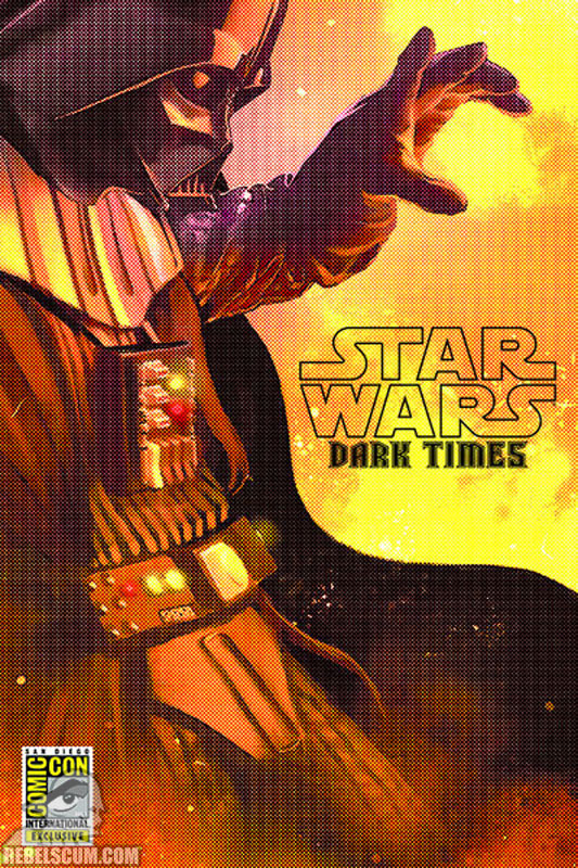 Dark Times – A Spark Remains #1 (SDCC Exclusive)