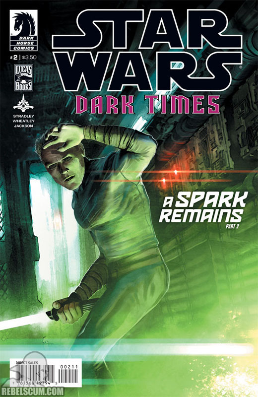 Dark Times – A Spark Remains #2
