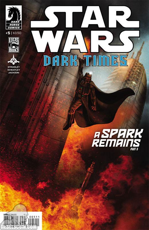 Dark Times – A Spark Remains #5