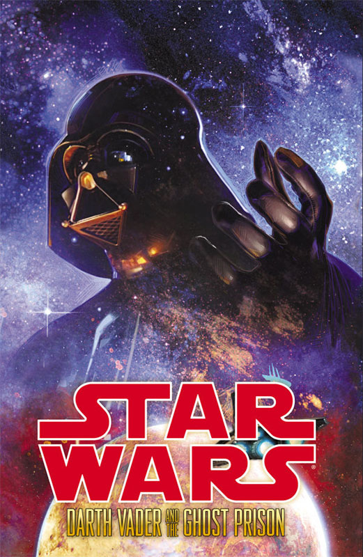 Darth Vader and the Ghost Prison Hardcover