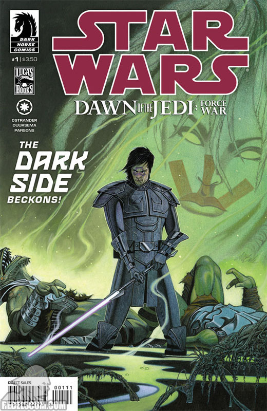 Dawn of the Jedi – Force War #1