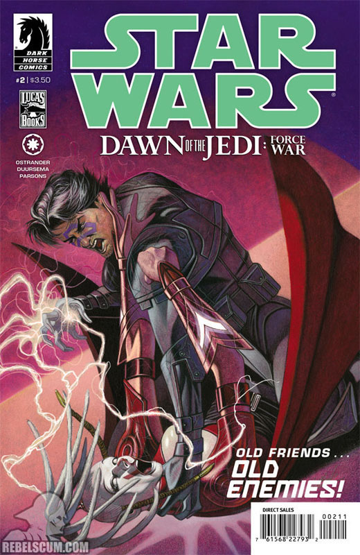 Dawn of the Jedi – Force War #2