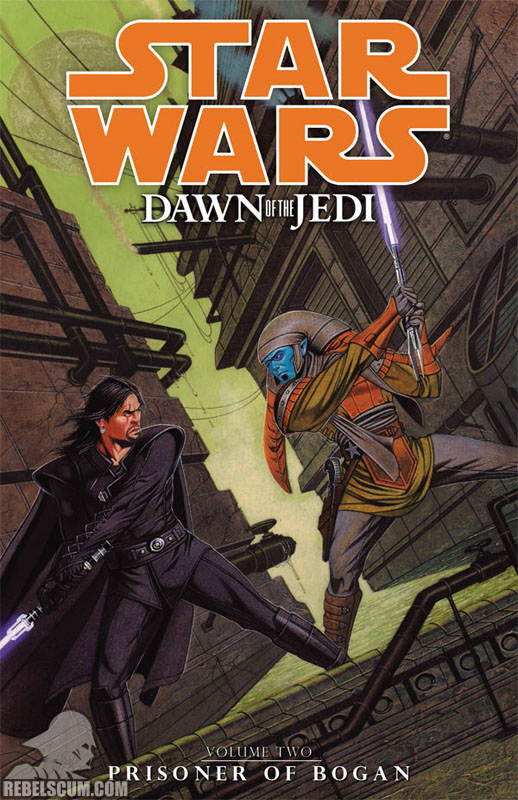 Dawn of the Jedi – Prisoner of Bogan Trade Paperback #2