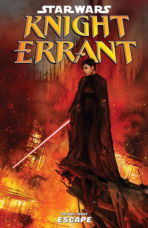 Knight Errant Trade Paperback #3