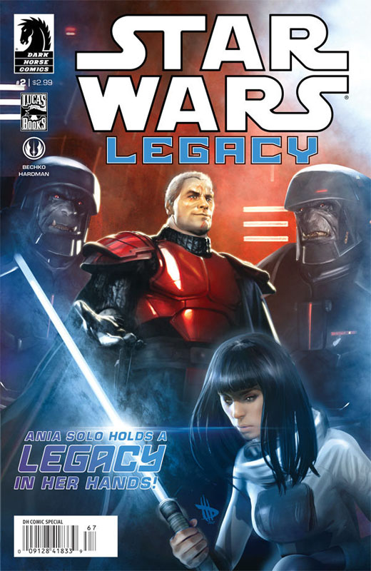 Legacy, Volume 2 #2