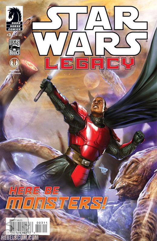 Legacy, Volume 2 #3