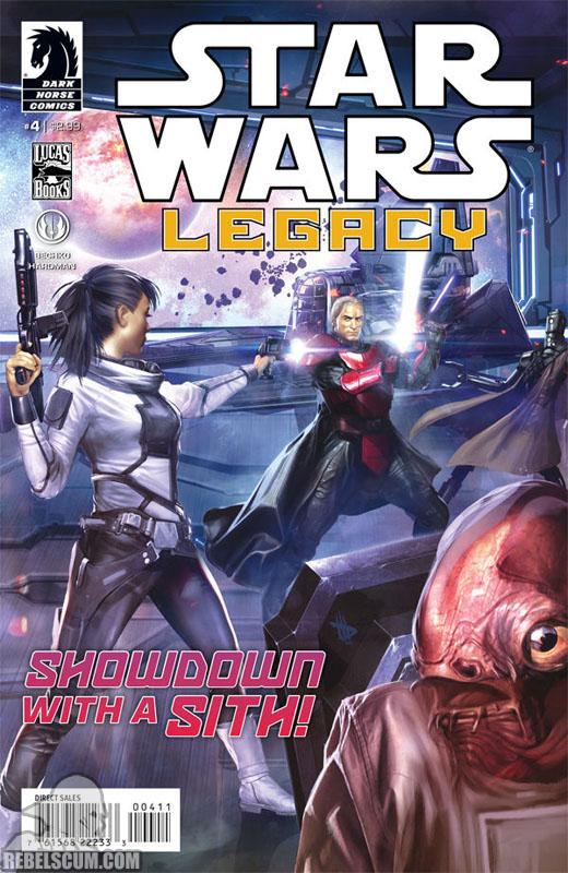 Legacy, Volume 2 #4