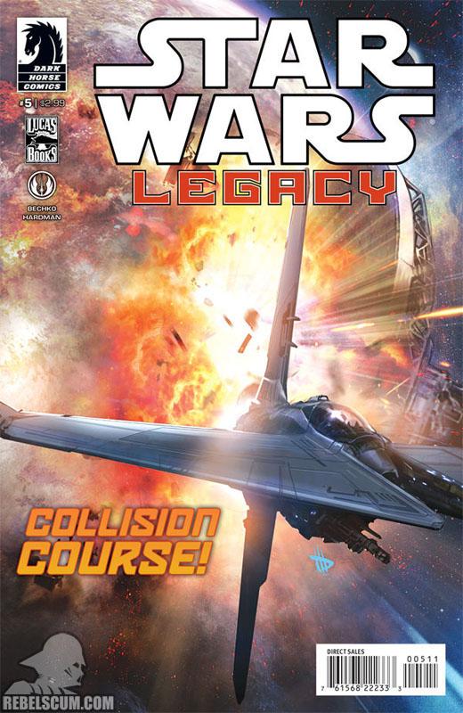 Legacy, Volume 2 #5