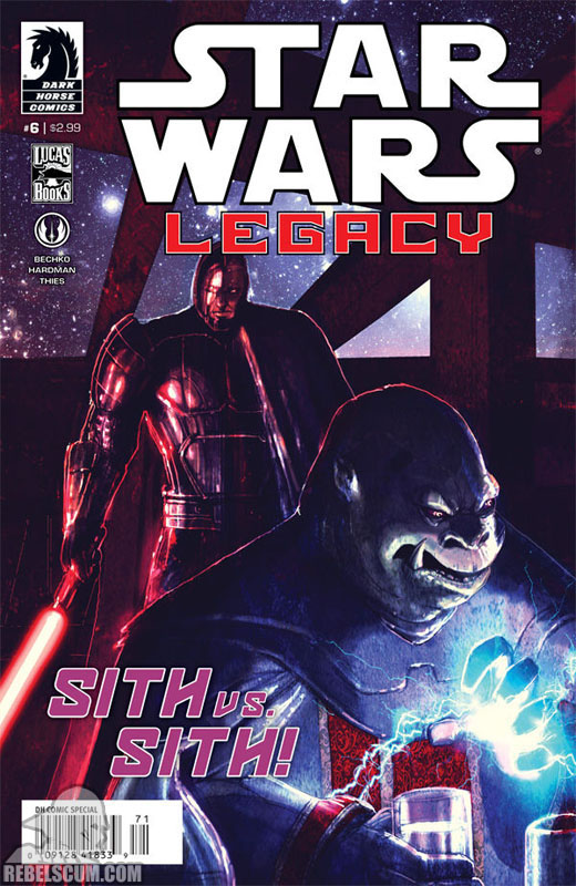 Legacy, Volume 2 #6