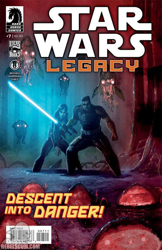 Legacy, Volume 2 #7
