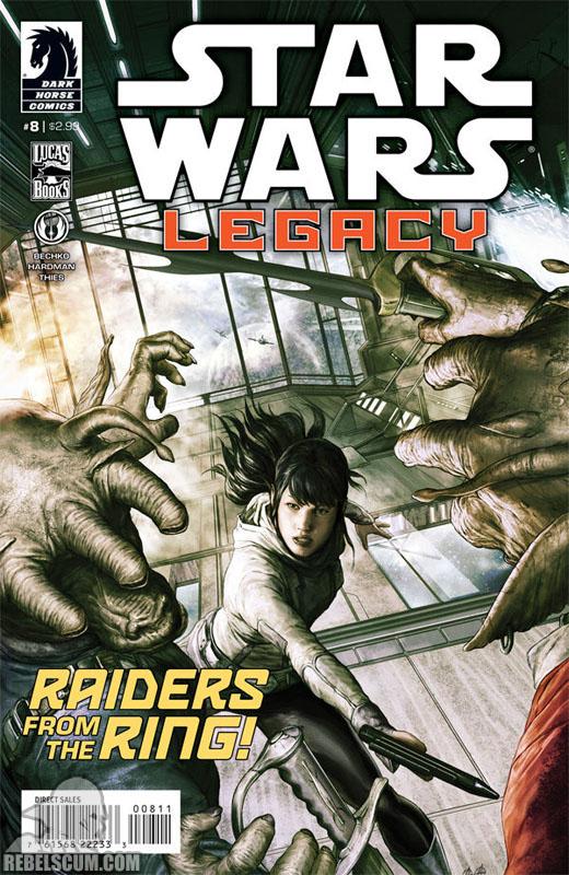 Legacy, Volume 2 #8