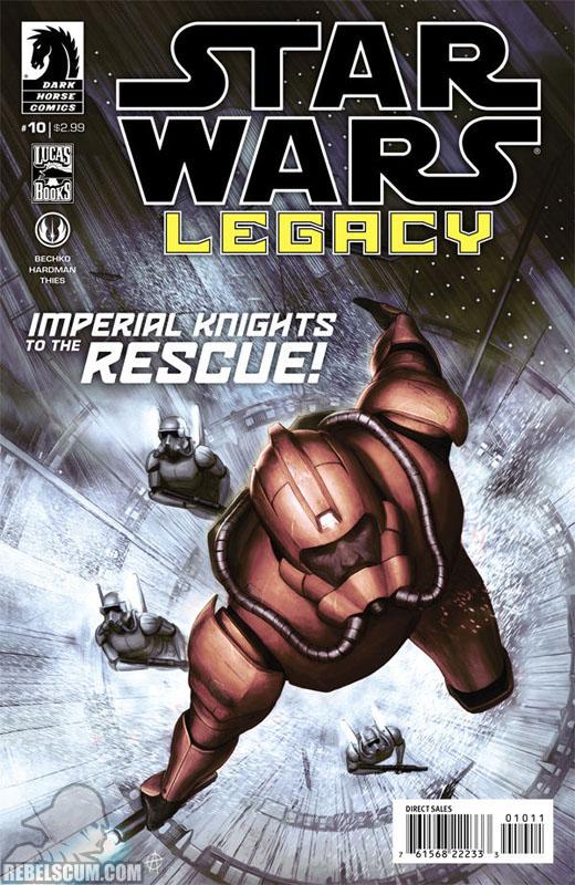 Legacy, Volume 2 #10