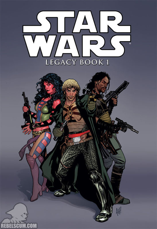 Legacy Hardcover #1