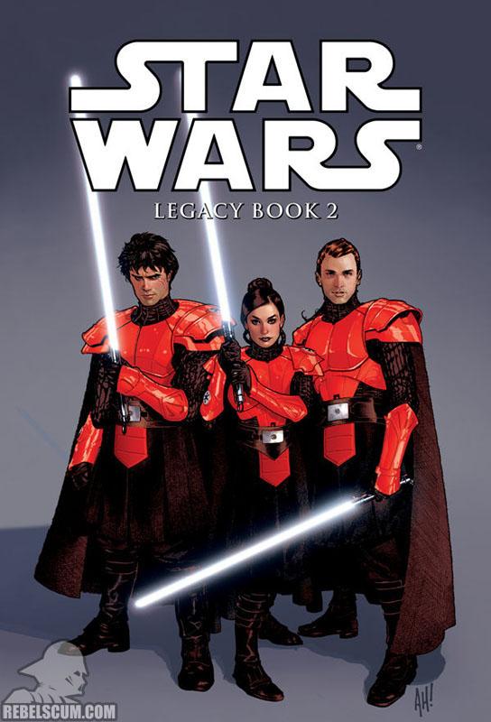 Legacy Hardcover #2