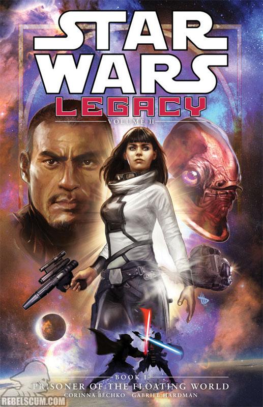 Legacy, Volume 2 Trade Paperback #1