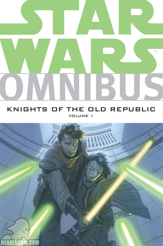 Star Wars Omnibus: Knights of the Old Republic #1