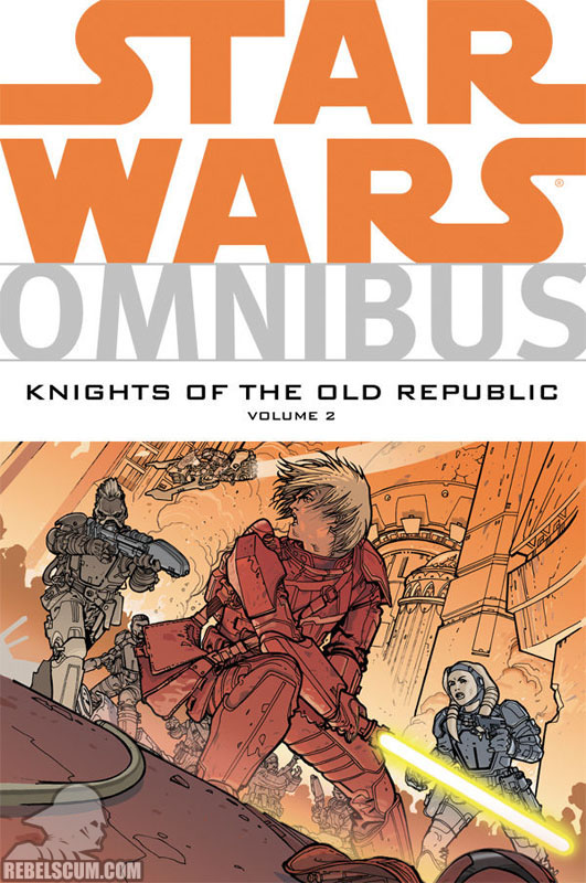 Star Wars Omnibus: Knights of the Old Republic #2