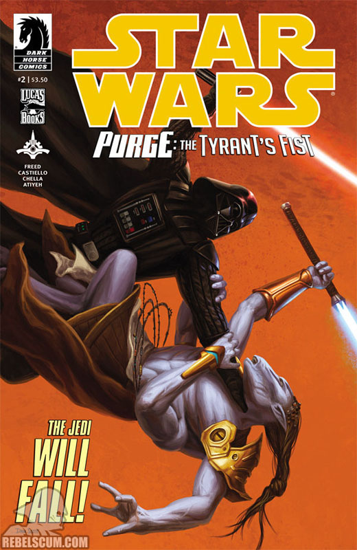 Purge – The Tyrants Fist #2