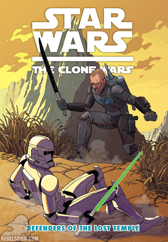 The Clone Wars – Defenders of The Lost Temple 10