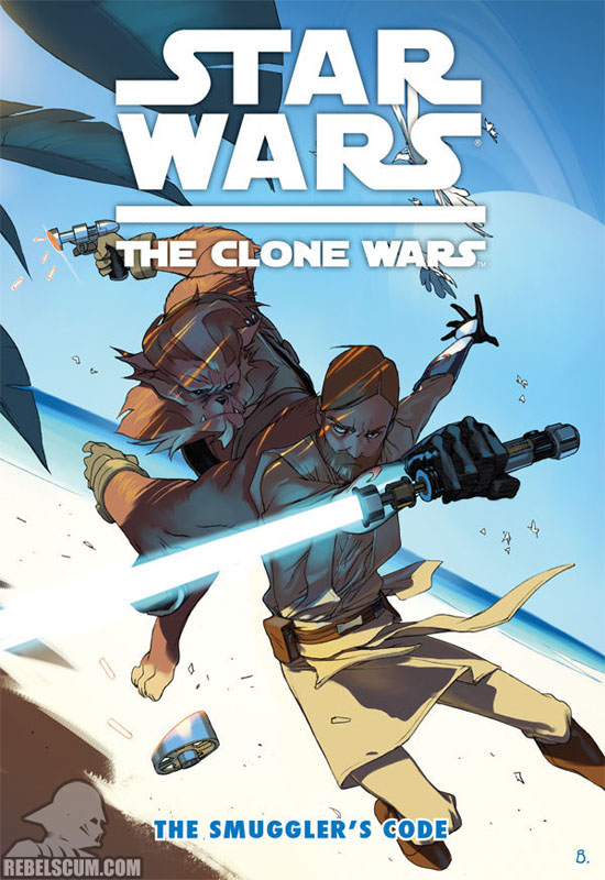 The Clone Wars – The Smuggler's Code #11
