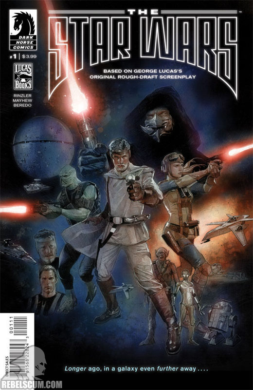The Star Wars #1